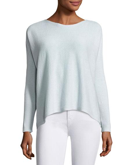 Fai Cashmere Rib-Trim Sweater