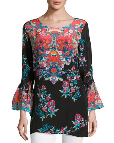 Plus Size Designer Tops & Sweaters at Neiman Marcus