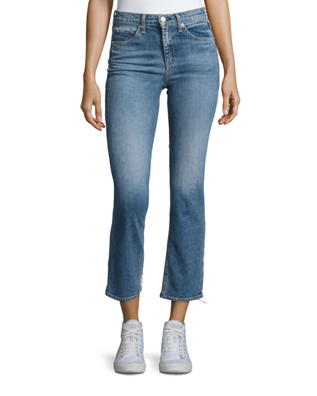 10 Inch Stove Pipe Jeans, Belle