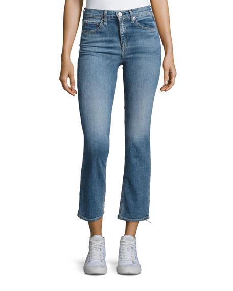 rag & bone/JEAN 10 Inch Stove Pipe Jeans,