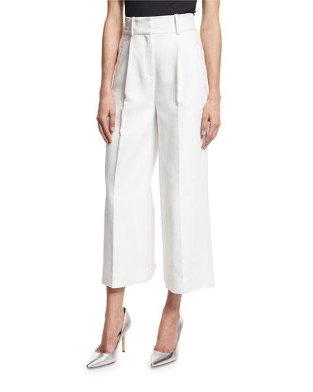Diane von Furstenberg Shirt & Culottes