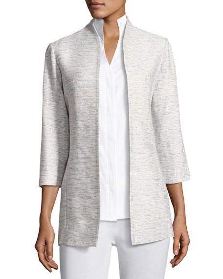 Misook Spring Silver Linings Jacket