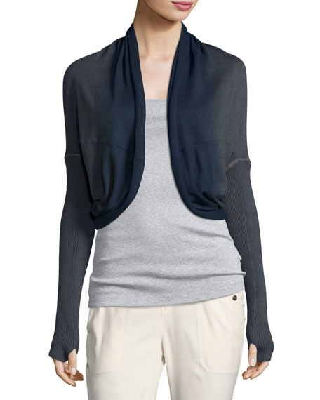 Go Cocoon Cardigan Sweater
