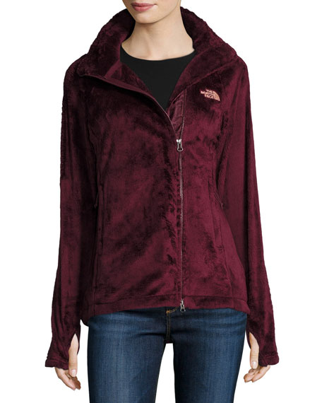 The North Face Osito 2 Fleece Parka Jacket,