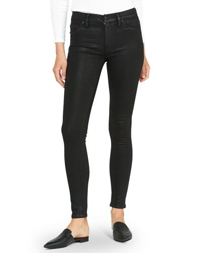 Barbara High-Rise Super Skinny Jeans