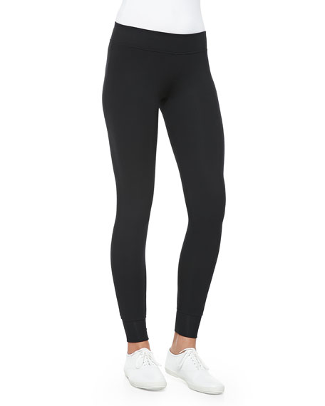 ATM Anthony Thomas Melillo Full-Length Double-Layer Yoga Tights
