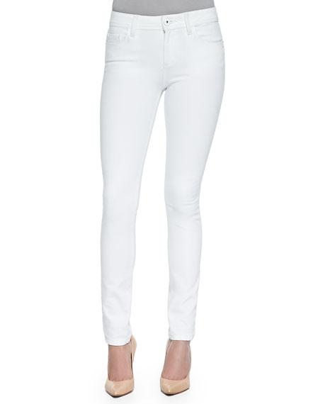 DL1961 Premium Denim Florence Insta-Sculpt Skinny Jeans, Milk