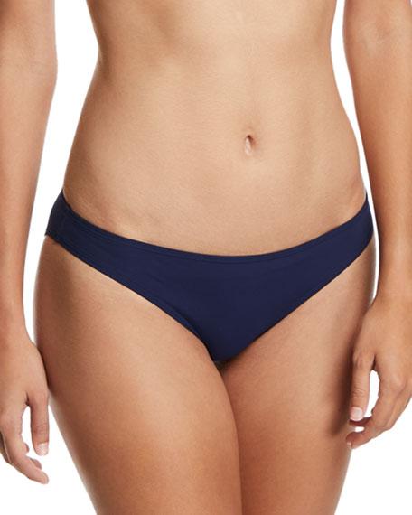 Tory Burch Solid Hipster Swim Bikini Bottom