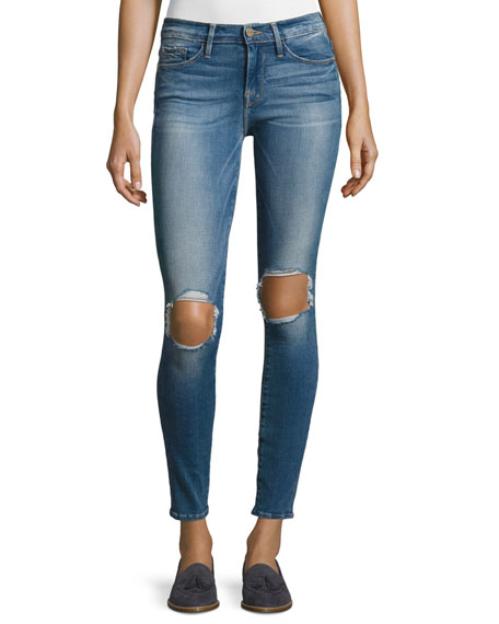 FRAME Le Skinny de Jeanne Jeans, Irving | Neiman Marcus