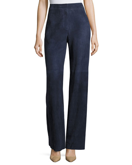 Theory Serah Stretch-Cotton Tie-Waist Top and Matching Items