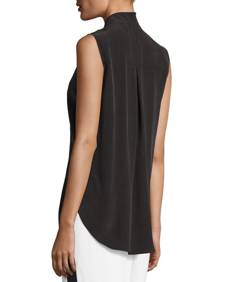 Go Get Fit To Be Tied Sleeveless Top