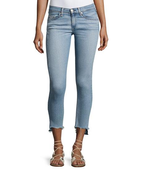 Wiley Capri Jeans, Indigo