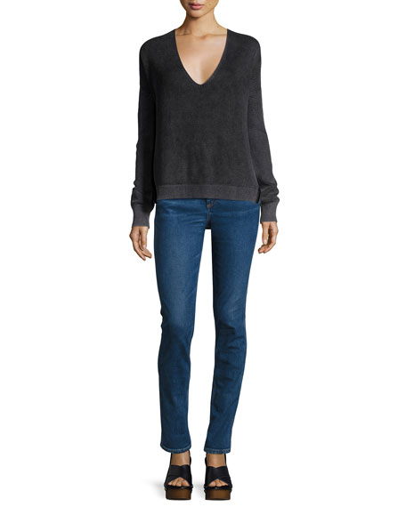 Lou High-Rise Skinny Jeans, Northwood