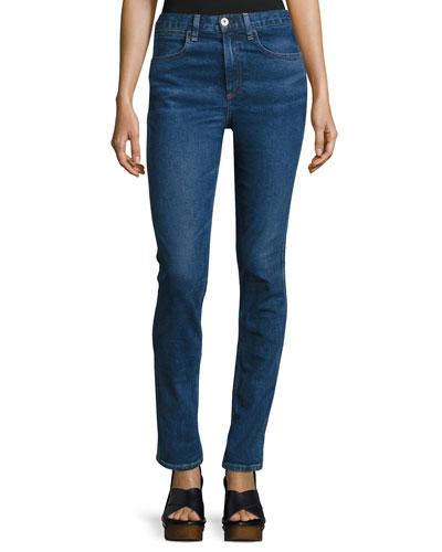 Lou High-Rise Skinny Jeans, Northwood