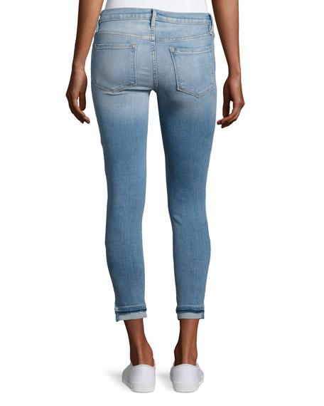 Le Skinny de Jeanne Cropped Jeans, Benton