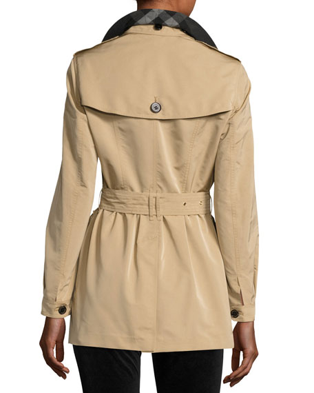 Risebrook Short Trenchcoat