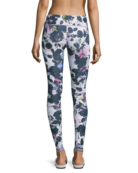 Vimmia Reversible Print Performance Leggings, Multipattern