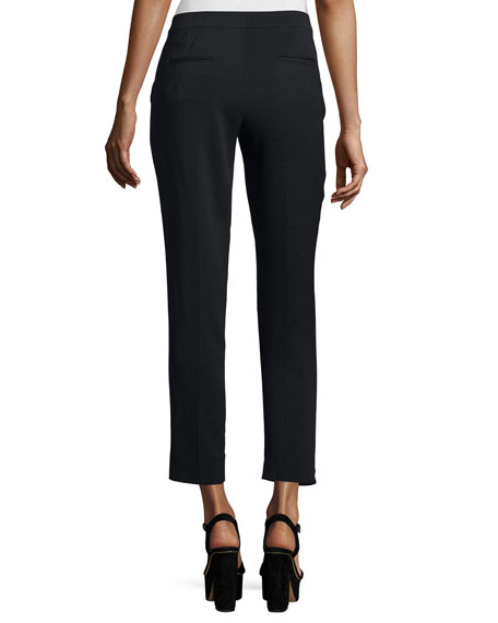 Cady Capri Pants, Black