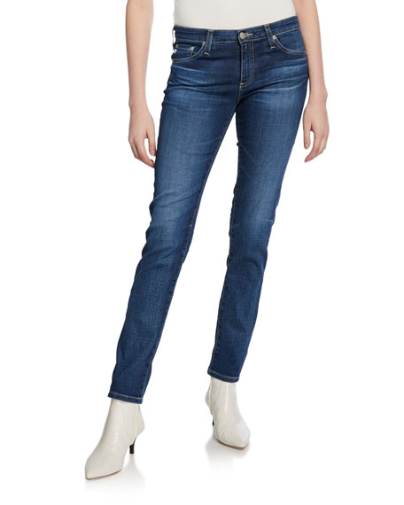 AG The Stilt Cigarette Skinny Jeans, 11-Year Journey