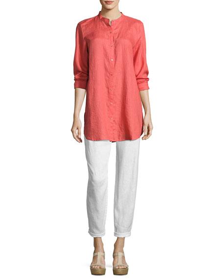 Organic Handkerchief Linen Shirt