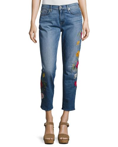 Camille Kostek Jeans: Women's Jeans: Designer Denim Jeans At Neiman Marcus