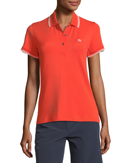 Performance Piqué Polo Shirt