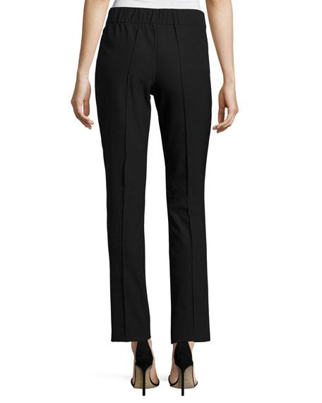 Slim Stretch Techno Pants, Plus Size