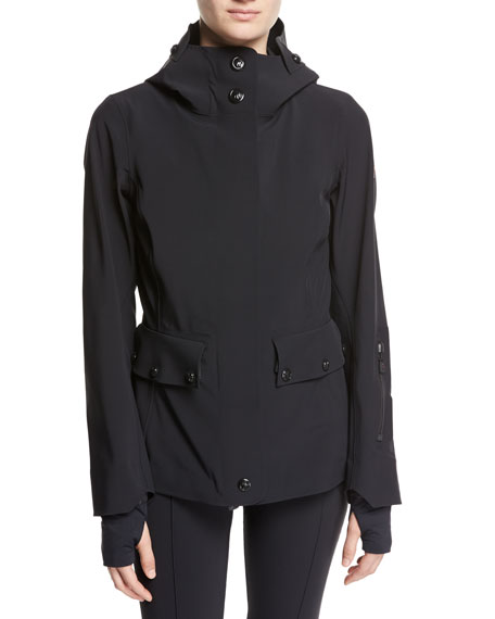 Lozere Hooded Utility Jacket