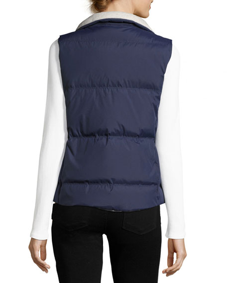 Hendrick Puffer Vest