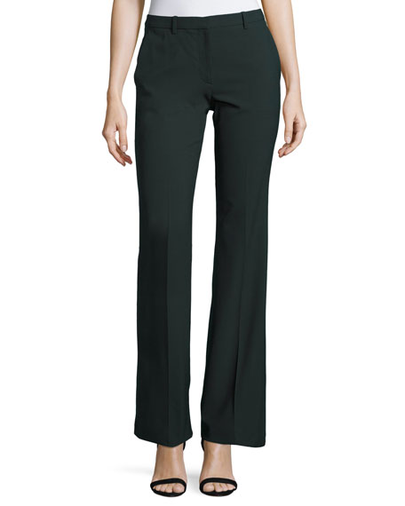 Demitria 2 New Stretch Wool Pants