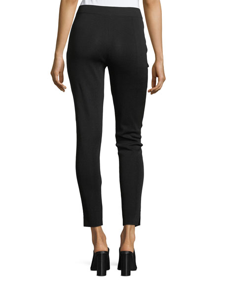 Pull-On Ankle Leggings, Plus Size