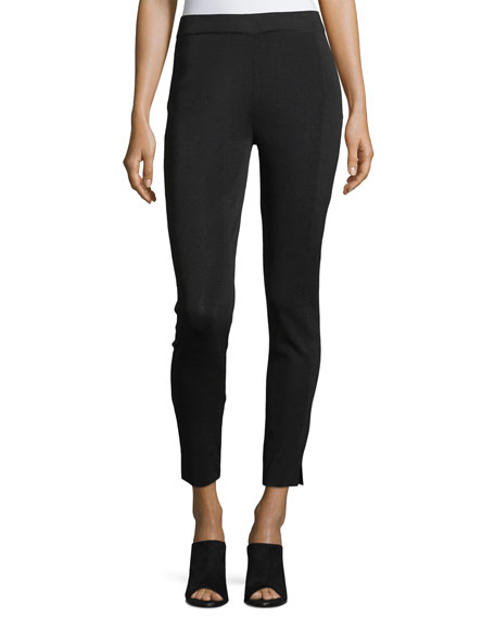 Misook Pull-On Ankle Leggings, Plus Size