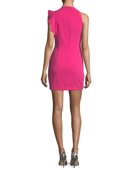 Pabla Sleeveless Mini Cocktail Dress