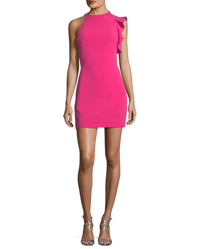 Pabla Sleeveless Mini Cocktail Dress
