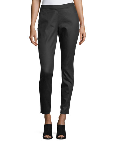 WOMENS COATED ORG COTTON STR