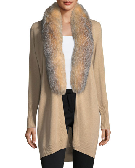 Neiman Marcus Cashmere Collection Luxury Oversized Cashmere