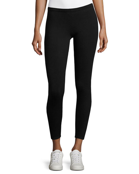 ATM Anthony Thomas Melillo Cashmere-Blend Leggings and Matching