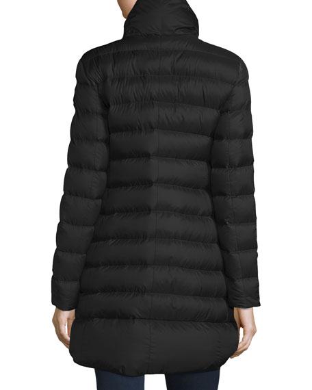 Sobchak Funnel-Neck Puffer Coat