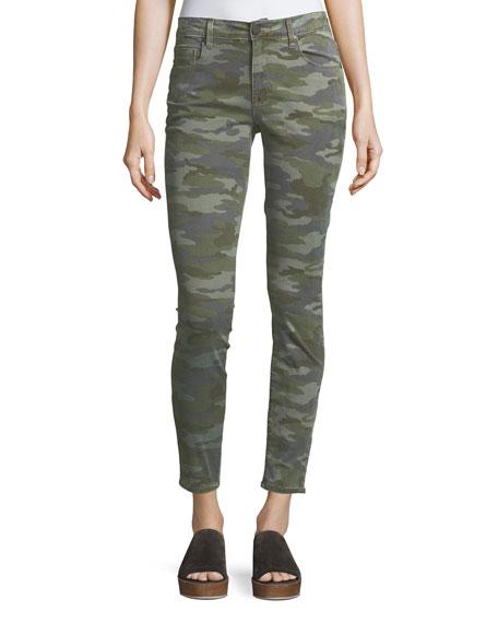 Parker Smith Ava Camo Skinny Jeans