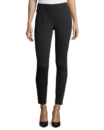 Cortland Stretch-Knit Skinny Ankle Pants
