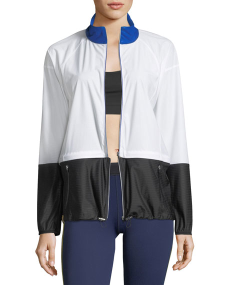 Action Wind-Resistant Performance Jacket