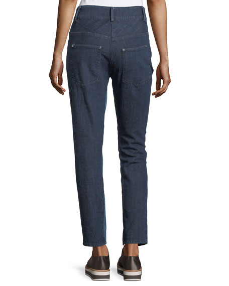 Ray High-Rise Skinny Denim Pants
