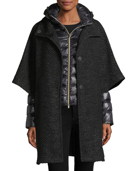 Herno 3-in-1 Cape Puffer Coat