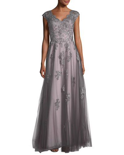 Mother of the bride dresses gowns at neiman marcus for Neiman marcus wedding guest dresses
