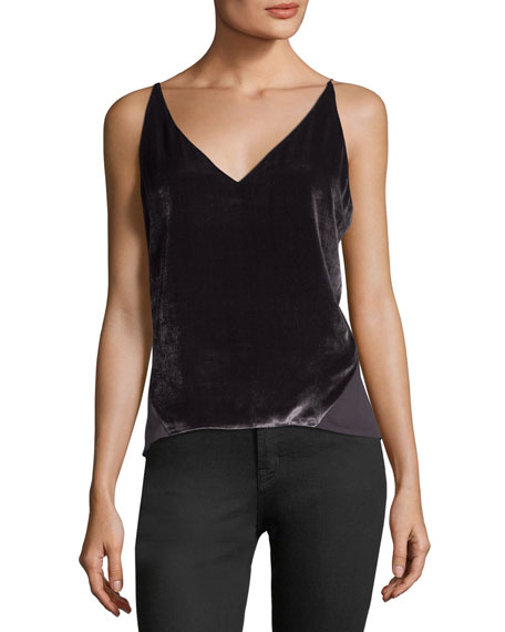 J Brand Lucy V-Neck Camisole