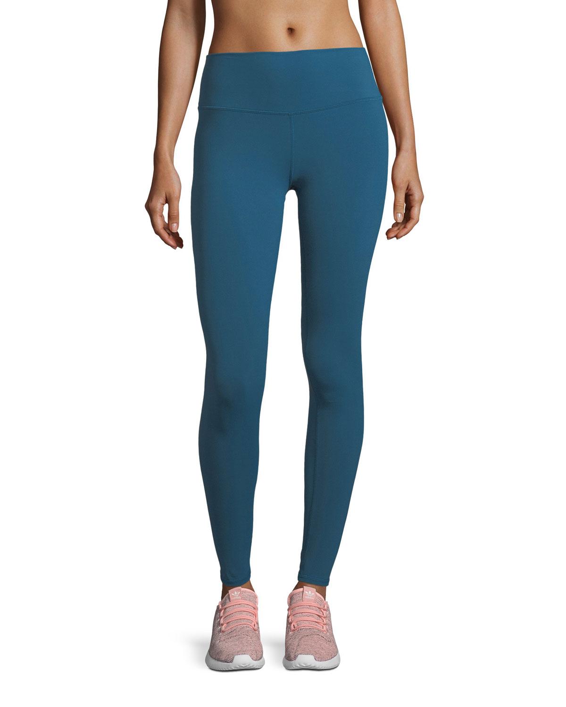 2ec3c7c858 Alo Yoga Dash High-Waist Performance Leggings w/ Mesh | Neiman Marcus