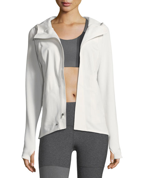 Motivation Long-Sleeve Fitted Performance Jacket