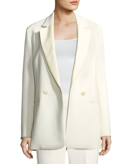 3.1 Phillip Lim Double-Breasted Oversized Blazer