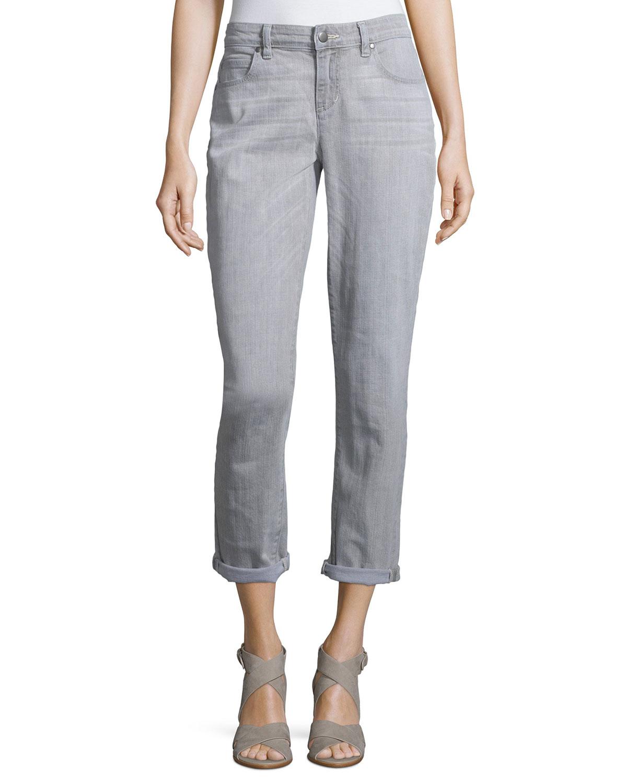 1f6d8ec412769 Eileen Fisher Straight Jeans