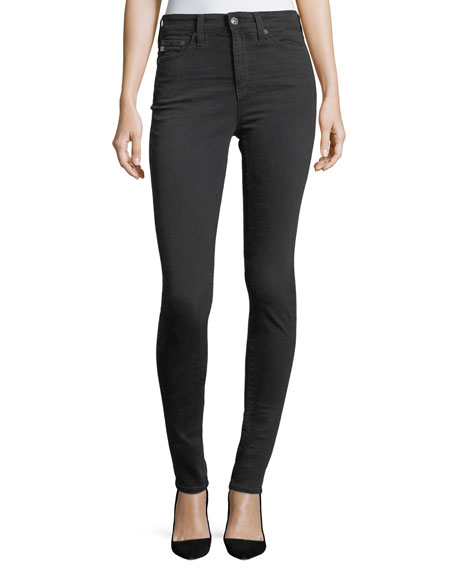 AG The Mila High-Waist Skinny Jeans